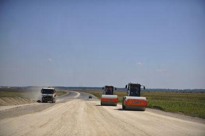 Autostrada Bucureşti-Ploieşti ar putea fi gata în trei luni