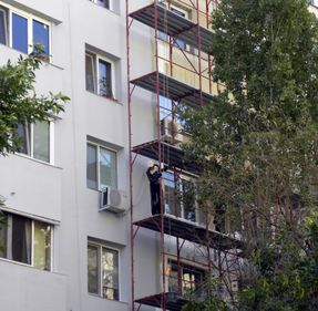 Polistiren expandat: cum se termoizolează corect fațada unei locuințe?