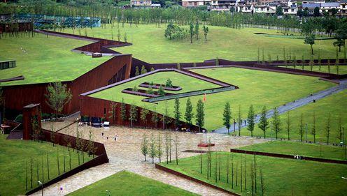 Muzeu sau dezastru natural? Memorial în China, pentru victimele unui cutremur de 7,9 grade Richter (FOTO)