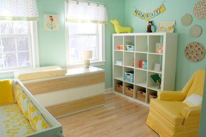 Camera copiilor – spaţiul destinat jucăriilor, dar gândit cu mintea unui adult