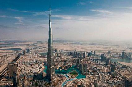 Topul celor mai înalte clădiri din lume şi viteza cu care au fost construite