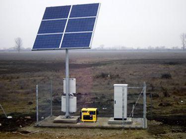 Insule energetice eco pentru autostrăzi, produse în Sibiu și unicate în România