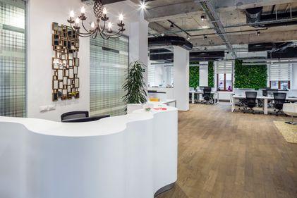 Amenajarea biroului: trucuri de efect, pentru un spațiu de lucru agreabil