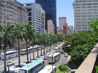 Rio de Janeiro, cel mai fermecător oraş al Braziliei