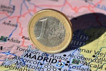 Spania nu va atinge ţinta de deficit bugetar de anul acesta, atenţionează FMI