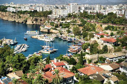 Antalya, cea mai atractivă destinaţie a Turciei