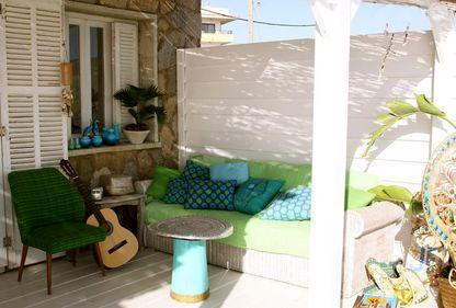 Idei de amenajare: un strop de vară, la tine acasă (FOTO)