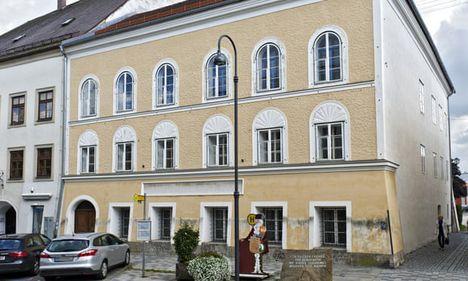 Casa în care s-a născut Adolf Hitler va deveni post de poliţie