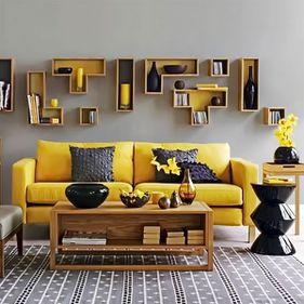 Amenajare: galben, cea mai luminoasă alegere. Cum domolești această culoare îndrăzneață? (FOTO)