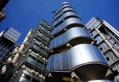 Londra, ţinta investitorilor asiatici: clădirea Lloyd's, cumpărată cu 300 milioane euro