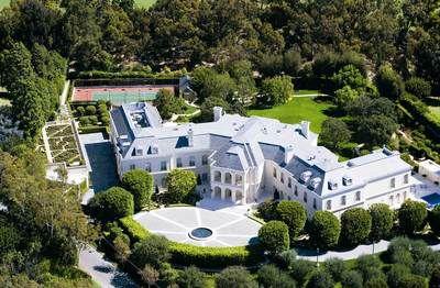 Cele mai scumpe zece proprietăţi listate în 2010