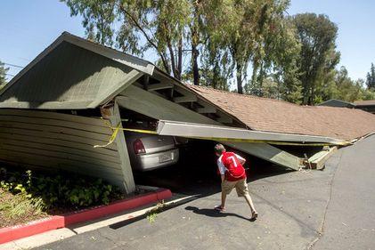 În ciuda riscurilor, californienii nu își asigură locuințele împotriva cutremurelor