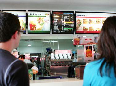 McDonald's intră în clădiri de birouri