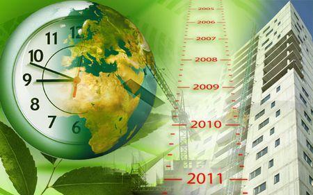 Până în 2020, toate construcţiile noi vor fi verzi