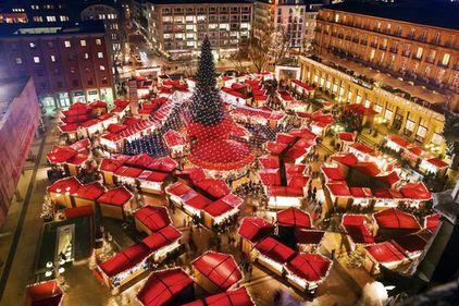 Top 10 – Cele mai frumoase târguri de Crăciun din Europa