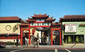 China Town din România