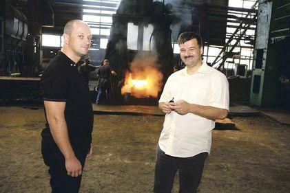 Fraţii Cristescu au închiriat unul dintre spaţiile comerciale pe care le deţin în Timişoara către Carrefour