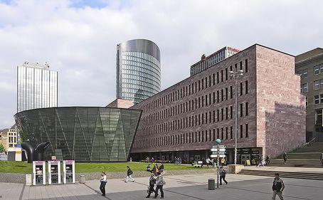 Dortmund – un centru industrial, transformat într-un oraș cosmopolit