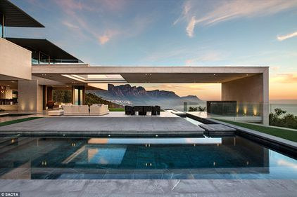 Record, în Cape Town: 19 milioane dolari, cea mai scumpă proprietate din Africa de Sud (FOTO)