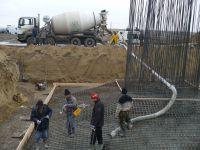 Numărul autorizaţiilor de construire a scăzut cu circa 13% în primele opt luni