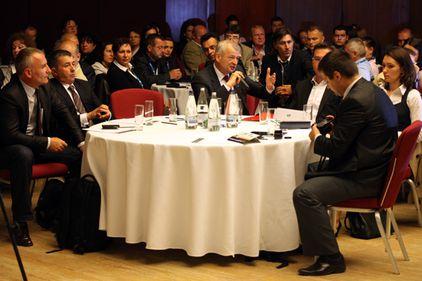 Sorin Oprescu: Bucureştiul trebuie dezvoltat spre Vest şi Sud. Doar acolo este loc pentru cartiere cu locuinţe