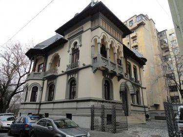 Clinica de psihologie Dr. Ion Duvac a închiriat o vilă istorică în zona Cişmigiu