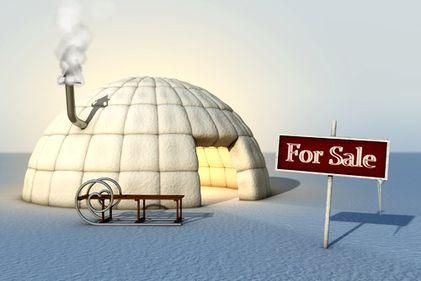 Cum îţi vinzi locuinţa repede, în perioada sărbătorilor de iarnă?