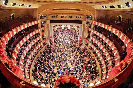 Top 10 – Cele mai impresionante teatre de operă din lume