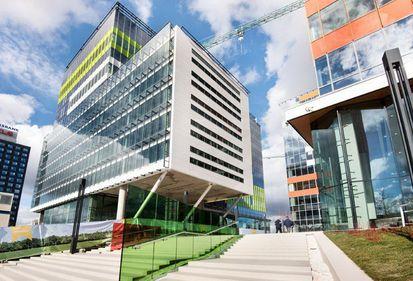Carrefour închiriază aproape 7.000 mp în cea de-a doua clădire Skanska