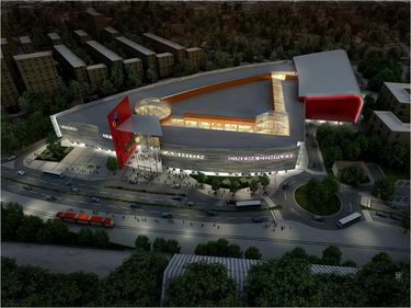 GTC a preînchiriat 60% din Galleria Arad, care se deschide în 2011