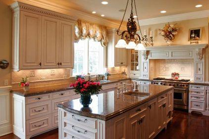 Bucătăria: de la un spaţiu util, la o cameră spectaculoasă. Manualul designerului