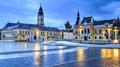 In Oradea, cladirile construite in centru vor fi supraimpozitate daca nu respecta regulile