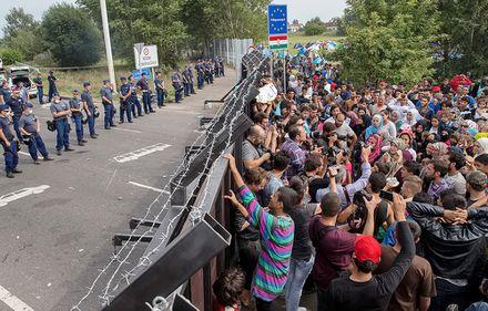 Top 10 – State din UE cu cel mai mare procent de cereri de statut de refugiat
