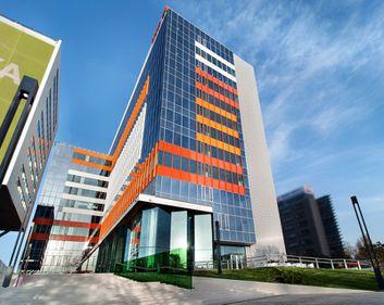 Prima clădire de birouri ridicată de Skanska, vândută pentru 44 milioane euro