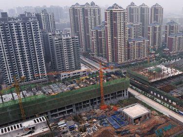 Guvernul chinez a construit un mega ansamblu rezidenţial în Beijing, pentru a înfrâna preţul imobiliarelor