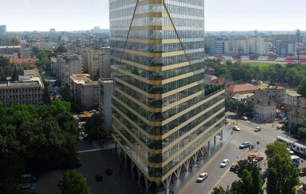 Proiect Bucureşti se mută în Euro Tower