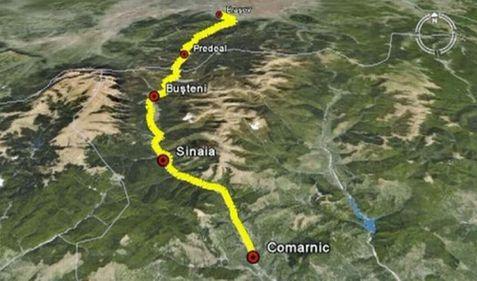 Autostrada Comarnic-Brașov revine în topul priorităților, odată cu Master Planul General de Transport
