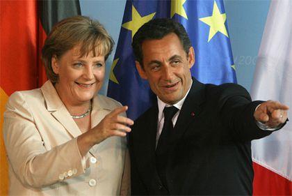 Sarkozy şi Merkel decid soarta Europei. Ce se va întâmpla cu România?