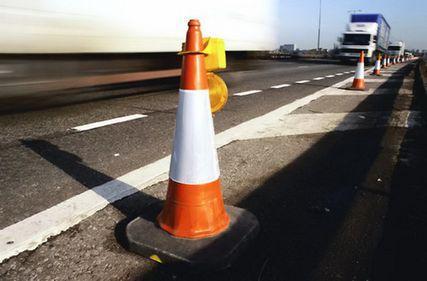 Lucrările la autostrada Arad-Timişoara nu au fost finalizate la termenul stabilit