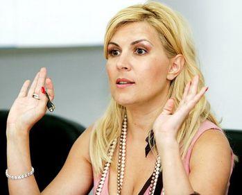 Elena Udrea alocă din bani publici 60 milioane euro pentru o nouă sală polivalentă în Bucureşti
