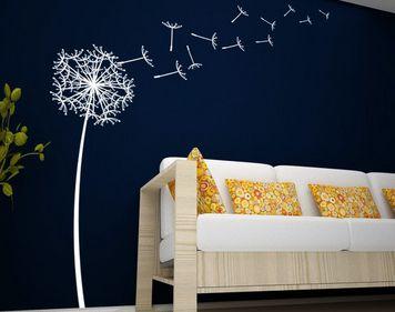 Pereţi colantaţi şi mobilier printat – soluţii accesibile de personalizare a locuinţei (FOTO)