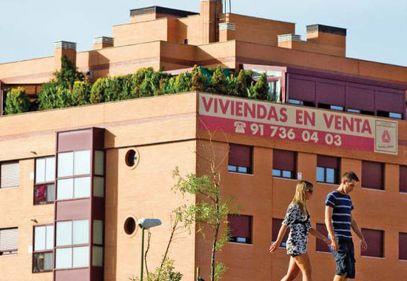 Bula imobiliară dezumflă sistemul bancar spaniol