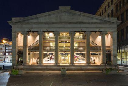 De la boutique-uri, la apartamente: reconversia de succes a primului mall american (FOTO)
