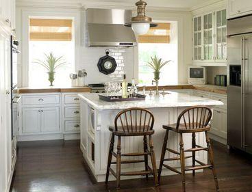 Bucătăria albă: mituri şi avantaje