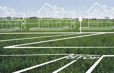 Preţul terenurilor, mai mic cu până la 25%. Marii dezvoltatori revin în joc