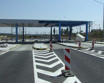 Autostrada Constanta-Cernavoda, deschisa pe tronsoane intre 30 iunie si 30 septembrie