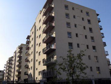 INS: Apartamente mai ieftine cu 15%, în 2011