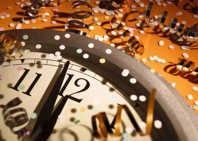 Petreceri de Revelion în stradă