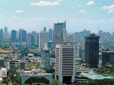 În Jakarta, piaţa imobiliară nu s-a dezvoltat după cum au prevăzut investitorii internaţionali