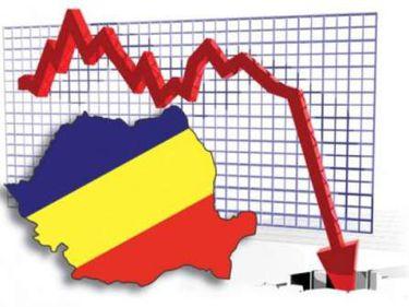România, înapoi în recesiune tehnică. Investiţiile mici, industria  slabă şi consumul redus sunt principalele probleme